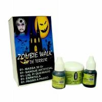 kit de terror zombie Walk