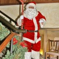 Papai Noel para todos os eventos...