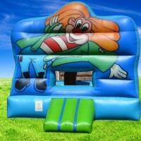 Mini Play Para crianças até 8 anos Medidas:  - 4m largura  - 4m comprimento Brinquedo conta com