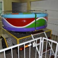 Labamba Truck Para todas as crianças Medidas:  - 2,5m altura  - 2,5m largura  Lançamento! O mel