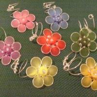 Anel Flor p/ guardanapos R$ 1,60CADA