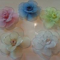 Lembrançinhas Flor de Noiva R$ 1,55CADA