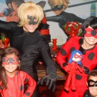Lady Bug e Cat Noir - MIRACULOUS