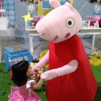 PEPPA PIG E GEORGE PIG