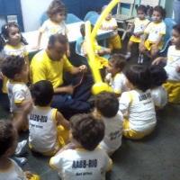 Aniversário do seu pequenino na sala de aula!!