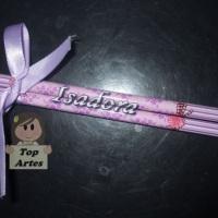Lápis personalizados
