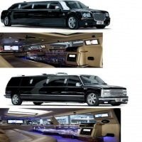 Limousines Crysler 300c e Grand Blazer