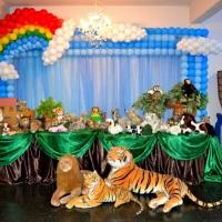 Festa infantil Arca de Noé