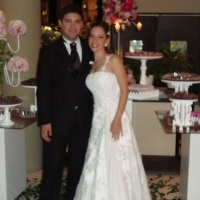 Noivos - Mariana e Lucas Krause