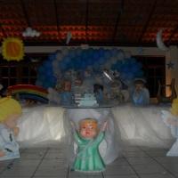 Festa no Céu -  Anjinhos