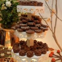 Mini Brownie e Alfajor