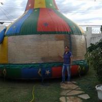 Inflável - Circo