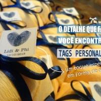 Tags personalizados que valorizam seu produto