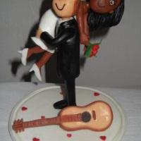 Noivinhos com violão