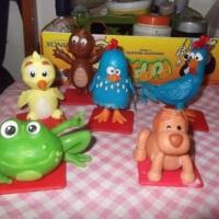 Galinha Pintadinha e sua turma ! Topo de bolo. #topodebologalinhapintadinha