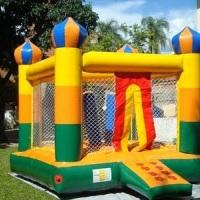 Brinquedos como Cama Elástica, Piscina de Bolinhas, Pula Pula e Infláveis, X-Box, Futebol de Sabão,