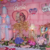 Barbie castelo de Diamante