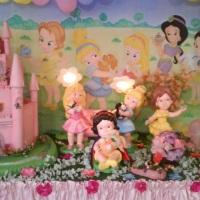 Baby princesas