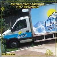 Aluguel de caminhões refrigerados