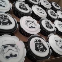Cupcakes - Star Wars.