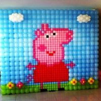 Peppa Pig de Balões