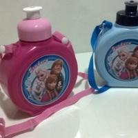 Cantil Infantil c/ Alça Personalizado Frozen 450ml