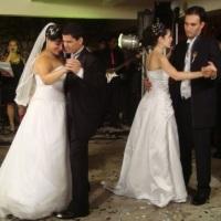 Valsa- Casamento Duplo
