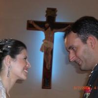 Casal abençoado