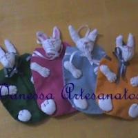 Sacola de coelhos