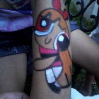 Vanessa Festas Infantil Pintura Facial E Artística