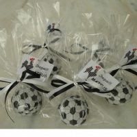 Bolinha de futebol de chocolate - Atlético - galo