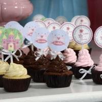 Cupcake princesas