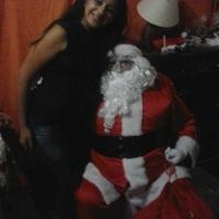 Papai Noel em sua festa de Natal!!!!