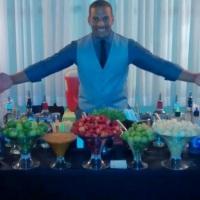 A Vidal Bartender esteve presente em diversas formaturas como essa no Humaitá - RJ.
