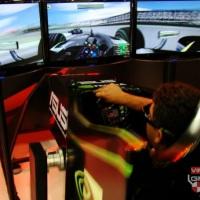 Simualdor Cockpit Motion 4D da Virtual Grand Prix
