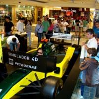 Simulador F1 max Motion 4D Virtual Grand Prix
