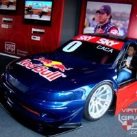 Simulador de Stock-Car Red Bull - Virtual Grand Prix