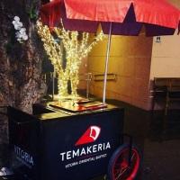 Temakeria Móvel para casamentos,corporativos e 15 anos