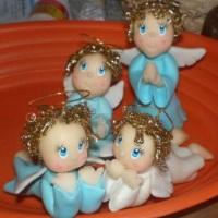 batizado kit anjinhos 100,00