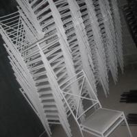Cadeiras empilhaveis