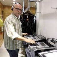 DJ e VJ Fernando