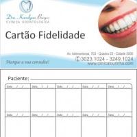 cartões de visita (Fidelidade)