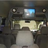 Interior da Van