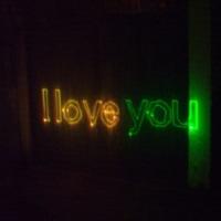 Mensagem de um noivo