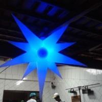Sputinik utilizado em decoração de nossos eventos