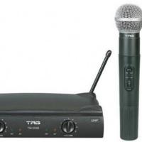microfones sem fio uhf