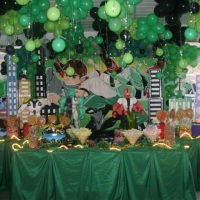 decor do ben 10