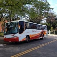 Ônibus semi luxo 46 lugares