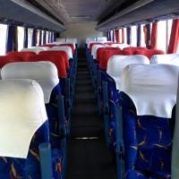 Ônibus convencional 46 lugares