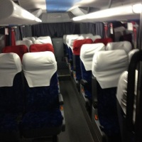 Micro ônibus executivo 25 lugares